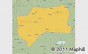 Savanna Style Map of Zhenlai