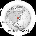 Outline Map of Anshan Shiqu