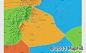 Political Map of Beizhen