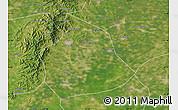 Satellite Map of Beizhen