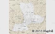 Classic Style Map of Benxi