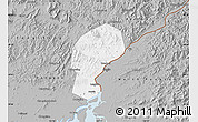 Gray Map of Dandong Shiqu