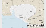 Classic Style Map of Dawa