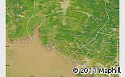 Satellite Map of Dawa