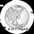 Outline Map of Dawa