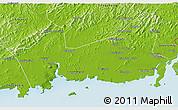 Physical 3D Map of Donggou