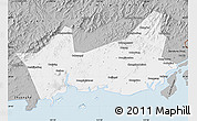 Gray Map of Donggou