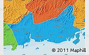 Political Map of Donggou
