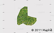Satellite Map of Fushun Shiqu, cropped outside