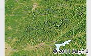 Satellite Map of Fushun Shiqu