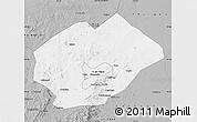 Gray Map of Fuxin Mongolian Ac