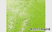 Physical Map of Fuxin Mongolian Ac