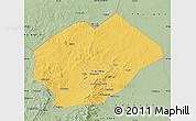 Savanna Style Map of Fuxin Mongolian Ac