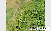 Satellite Map of Gai Xian