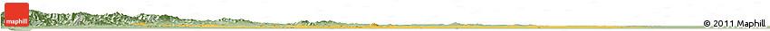 Savanna Style Horizon Map of Heishan