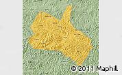 Savanna Style Map of Huanren