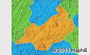 Political Map of Jianchang