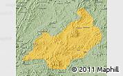 Savanna Style Map of Jianchang