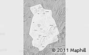 Gray Map of Jianping