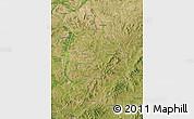 Satellite Map of Jianping