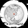 Outline Map of Jianping