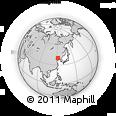 Outline Map of Jin Xian