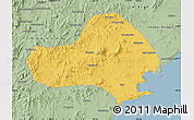 Savanna Style Map of Jinxi