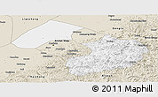 Classic Style Panoramic Map of Liaoyang
