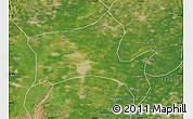 Satellite Map of Panshan