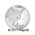 Outline Map of Panshan