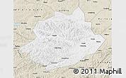 Classic Style Map of Qingyuan