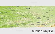 Physical Panoramic Map of Qingyuan