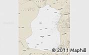 Classic Style Map of Shenyang Shiqu