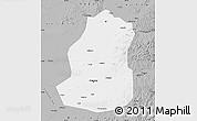 Gray Map of Shenyang Shiqu
