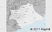 Gray Map of Suizhong