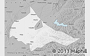 Gray Map of Tieling