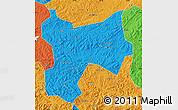 Political Map of Xinbin