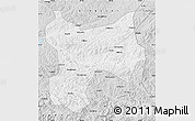 Silver Style Map of Xinbin