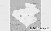 Gray Map of Zhangwu
