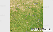 Satellite Map of Zhangwu