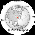 Outline Map of Zhangwu