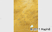 Physical Map of Abagnar Qi