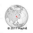 Outline Map of Abagnar Qi