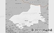 Gray Map of Alxa Youqi