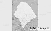 Gray Map of Aohan Qi