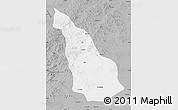 Gray Map of Ar Horqin Qi