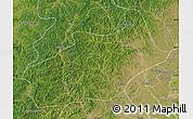 Satellite Map of Butha Qi