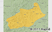 Savanna Style Map of Butha Qi