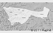 Gray Map of Chifeng