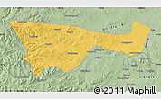 Savanna Style Map of Chifeng